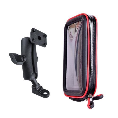Okd motorcycle waterproof mobile phone waterproof bracket