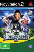 Rugby league 2 (ps2) - mint condition / re - sealed quality