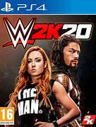 Wwe2k20 (ps4) - mint condition / re - sealed - same day