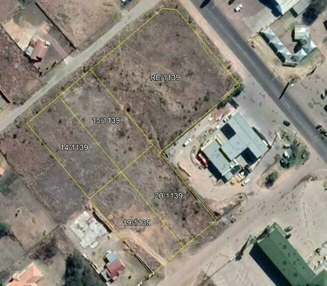 11,516M² Vacant commercial land available in Modimolle