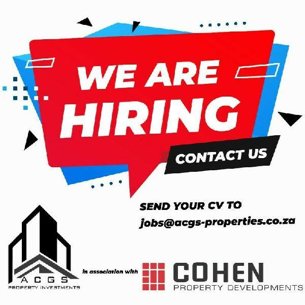 Construction Vacancies Available