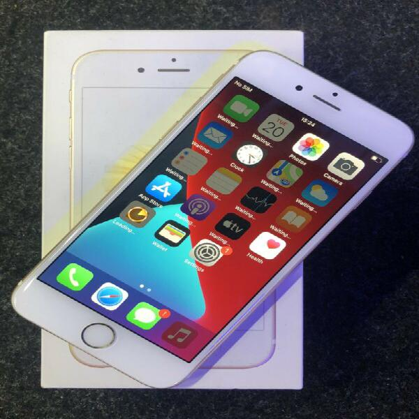 IPHONE 6S GOLD 128GB SPOTLESS R3999