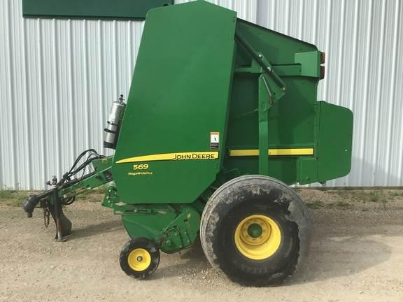 John Deere 569 for sale - the United States