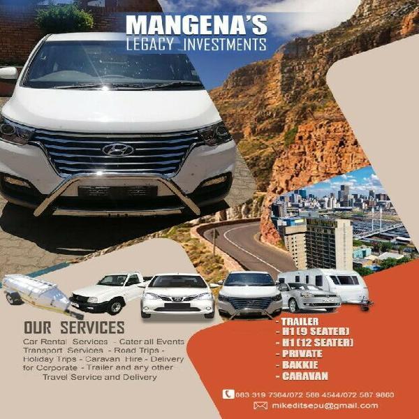 Mangena legacy investment