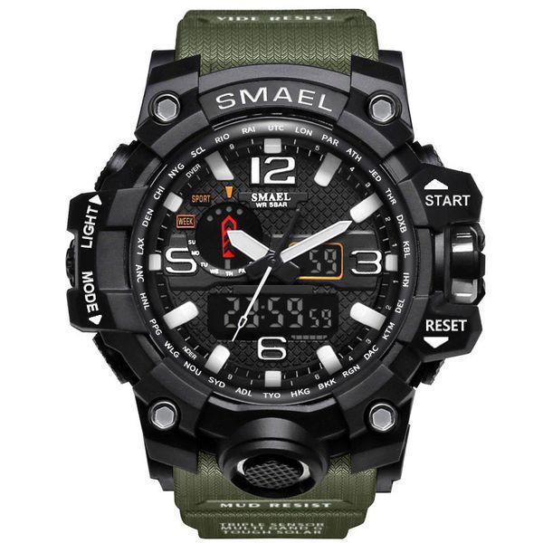 Rusecom smael multifunctional sports fashion design watch -