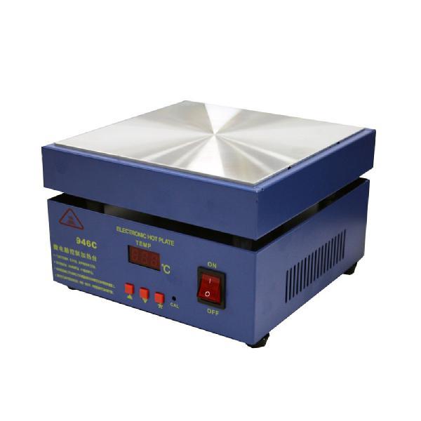 100x100mm 946c 110 220v 450w hot plate preheat preheating