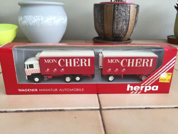 Herpa wagener miniature automobile ho/ 1:87 scale