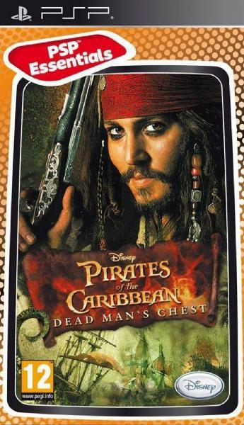 Disney pirates pirates of the caribbean: dead mans chest -