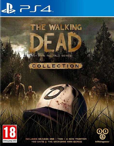 Walking dead, the - collection (ps4)(new) - telltale games