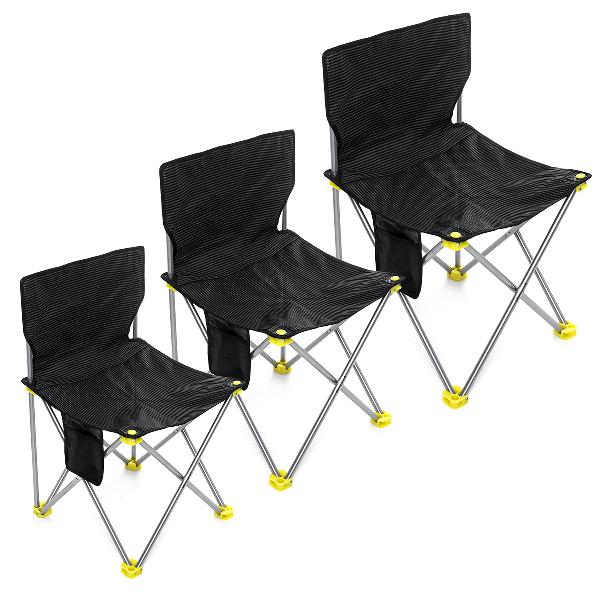Portable folding chair outdoor traveling camping chair
