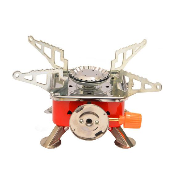 Folding camping stove outdoor picnic bbq cooking stove gas