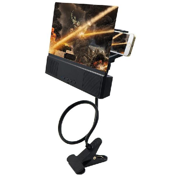 2 inch mobile phone hd projection screen magnifier bracket