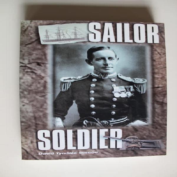 Signed, numbered, limited - sailor soldier - david