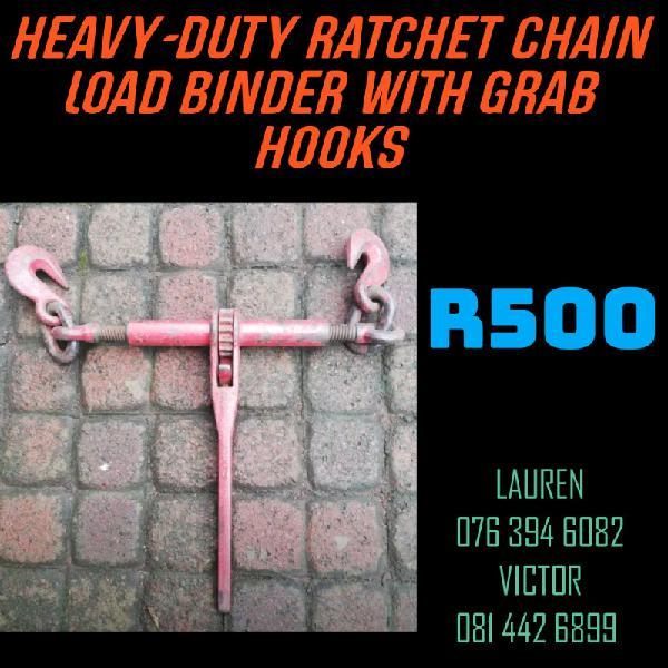 Chain load binder