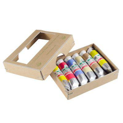 Old holland watercolour intro set (6 x 6ml tubes x assorted