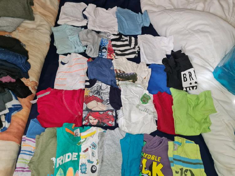 18-24 months and 2-3 year baby boy clothes winter and summer