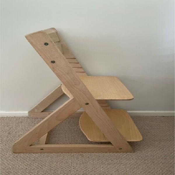 Ergonomic sitright adjustable chair