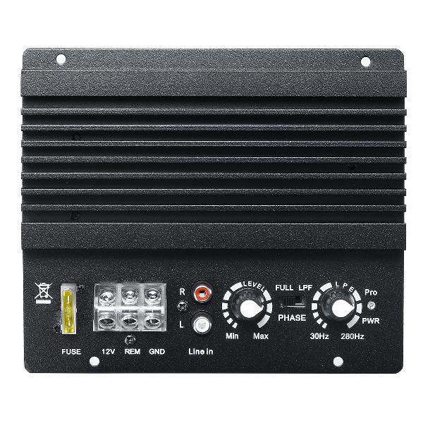Power amplifier board powerful bass subwoofer amp amplify