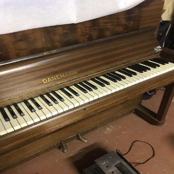 Classic upright piano