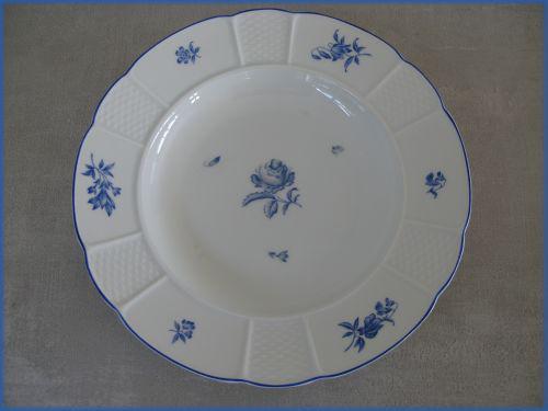 Rosenthal barock continental - soup plate 25cm. mint!