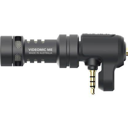 Rode videomic me directional mic for smart phones microphone