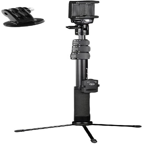 Smatree smapole y3 selfie stick for cell phones, action