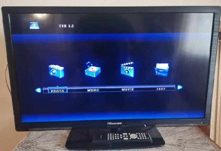 "Hisense 32"" flatscreen tv for sale"