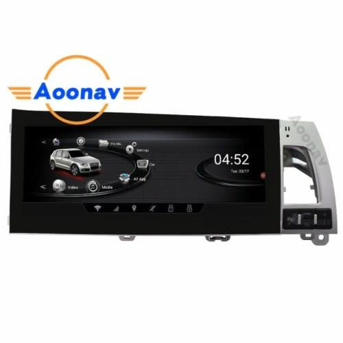 1din android car radio multimedia player for-audi q7
