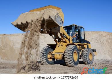 Machine Training dump truck, excavator, front end loader 0713882194 1