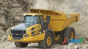 Machine Training dump truck, excavator, front end loader 0713882194 3
