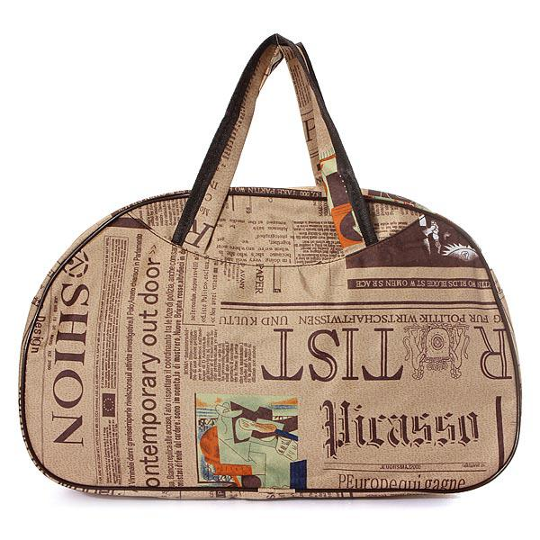 Fashion large capacity waterproof bag handbag travel bag