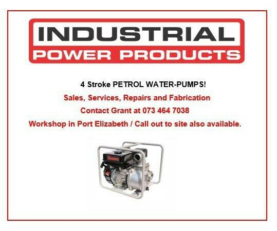 Petrol waterpumps! sales, services and repairs in pe and