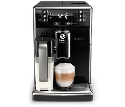 Saeco picobaristo automatic espresso machine