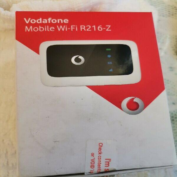 Vodafone mobile wifi
