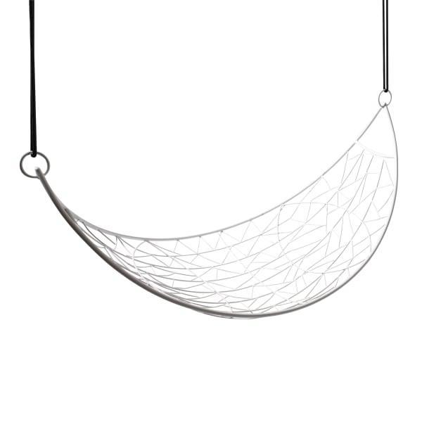 Studio stirling melon hanging hammock chair
