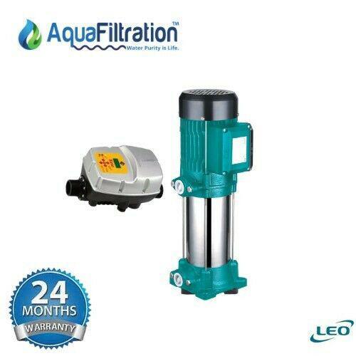 Variable speed booster pump leo evp 4-6