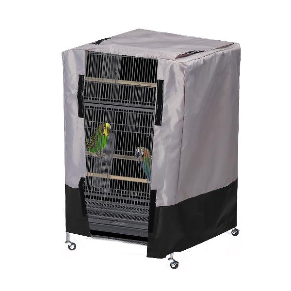 Durable large bird cage cover bird cage protector shield pet