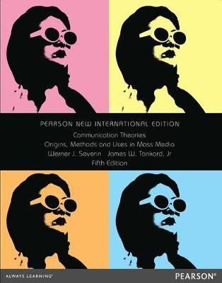 Communication theories: pearson new international edition -