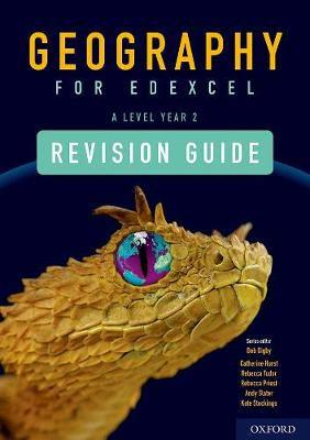 Geography for edexcel a level year 2 revision guide (mixed