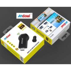 Wireless display receiver - wifi display dongle - wireless