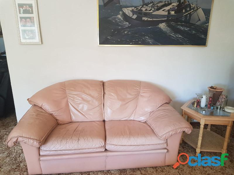 Genuine Leather Couches & Tables 2