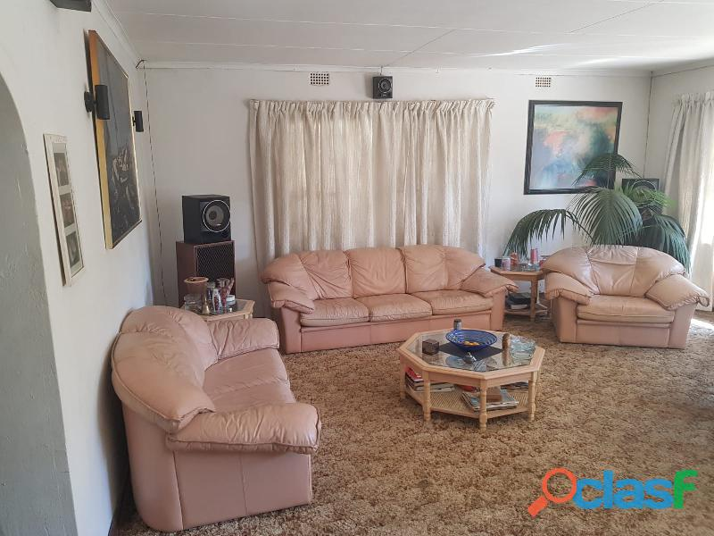 Genuine Leather Couches & Tables 1
