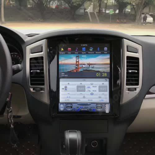 2 din android car radio multimedia player for mitsubishi