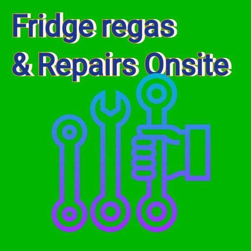 Refrigerator repairs regas onsite