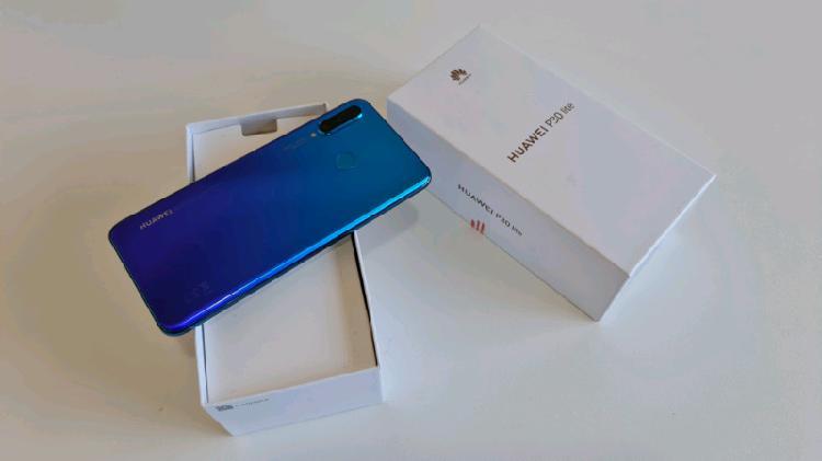 Huawei P30 Lite With Box For Sale Dual Sim