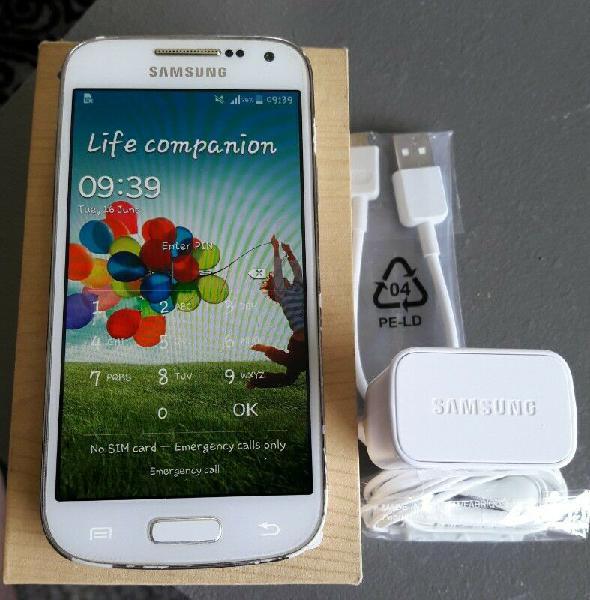 Samsung Galaxy S4 mini White Frost