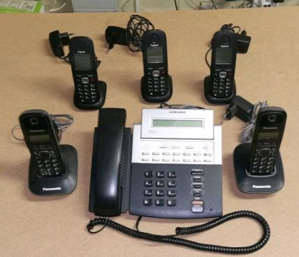 Samsung Gigaset A540 IP Telephone System