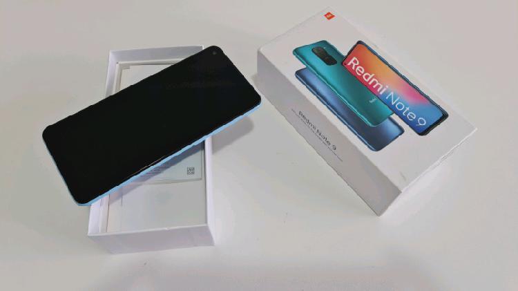 Xiaomi Redmi Note 9 Dual Sim With Box For Sale