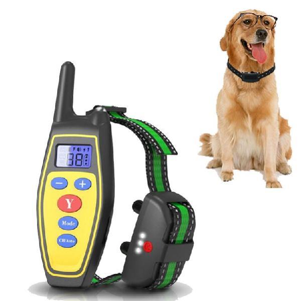 Dog training device remote control bark control charging