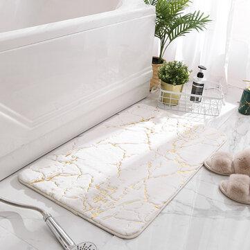 Non slip door mat bedroom kitchen rugs mats washable indoor